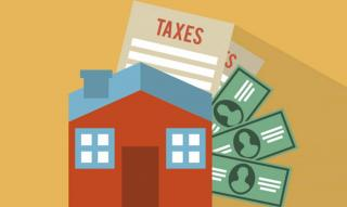 Image of tax graphic