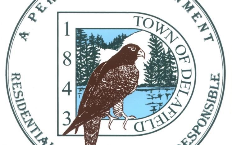 Town of Delafield Logo